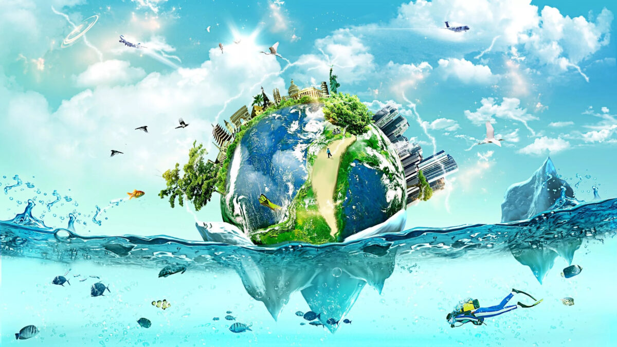 How do we improve the ecology of the planet?