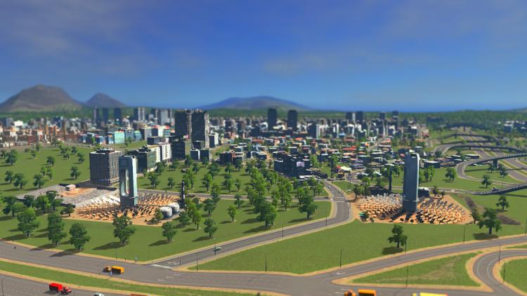 Градостроительный симулятор: строим экологически чистые города